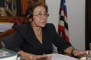 Após 37 anos dedicados à magistratura, a desembargadora Madalena Serejo se despediu do TJMA em junho de 2008