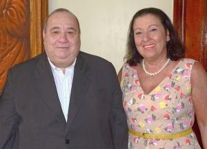 Convênio assinado por Guerreiro Junior e Catharina Barcelar trará a São Luís uma das primeiras Casas da Mulher do país (Foto: Ribamar Pinheiro)
