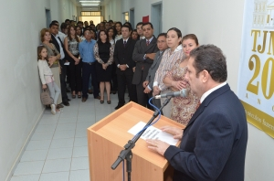 A solenidade foi presidida pelo desembargador Cleones Cunha (Foto: Ribamar Pinheiro)