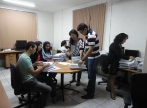 Equipe do Juizado Especial de Chapadinha organiza mutirão do consumidor