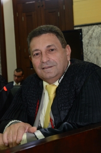 Bayma Araújo atende às demandas de competência da presidência da Corte Estadual de Justiça (FOTO: Ribamar Pinheiro)