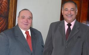Guerreiro J�nior apoiou a iniciativa do juiz Jos� Eul�lio (Foto: Ribamar Pinheiro)