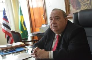 Guerreiro Júnior diz que todos ganham com a  informatização dos serviços forenses (Foto: Ribamar Pinheiro)