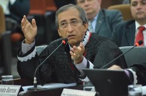 Raimundo Barros não acatou os argumentos da Cemar (Foto: Ribamar Pinheiro)