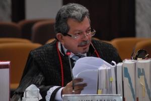 Jaime Araújo foi contrário ao apelo da empresa Oi (Foto: Ribamar Pinheiro)
