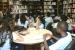 Estudantes do Colégio Santa Teresa pesquisam sobre a história do TJMA na Biblioteca