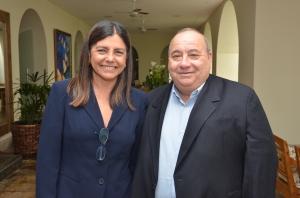 Governadora Roseana Sarney parabeniza TJMA pelo bicentenário.