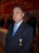 Corregedor Cleones Cunha recebe medalha Alferes Moraes Santos