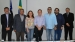 Juízes de Caxias com o corregedor Cleones Cunha e juíza corregedora Alice Prazeres