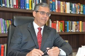 Para o novo ouvidor-geral, desembargador Paulo Velten Pereira, a sociedade está participando mais do aprimoramento das atividades jurisdicionais (Foto: Ribamar Pinheiro)
