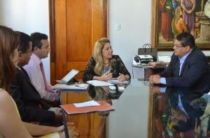 A presidente do TJMA ressaltou a importância do engajamento do poder público em projetos de assistência educacional a crianças e adolescentes (Foto:Ribamar Pinheiro)