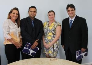 Foto: Nelma Sarney, Jose Jorge Junior, Marcia Chaves e Frederico Feitosa