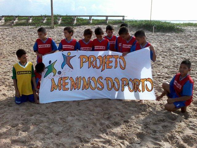 Meninos do Porto, um dos projetos selecionados