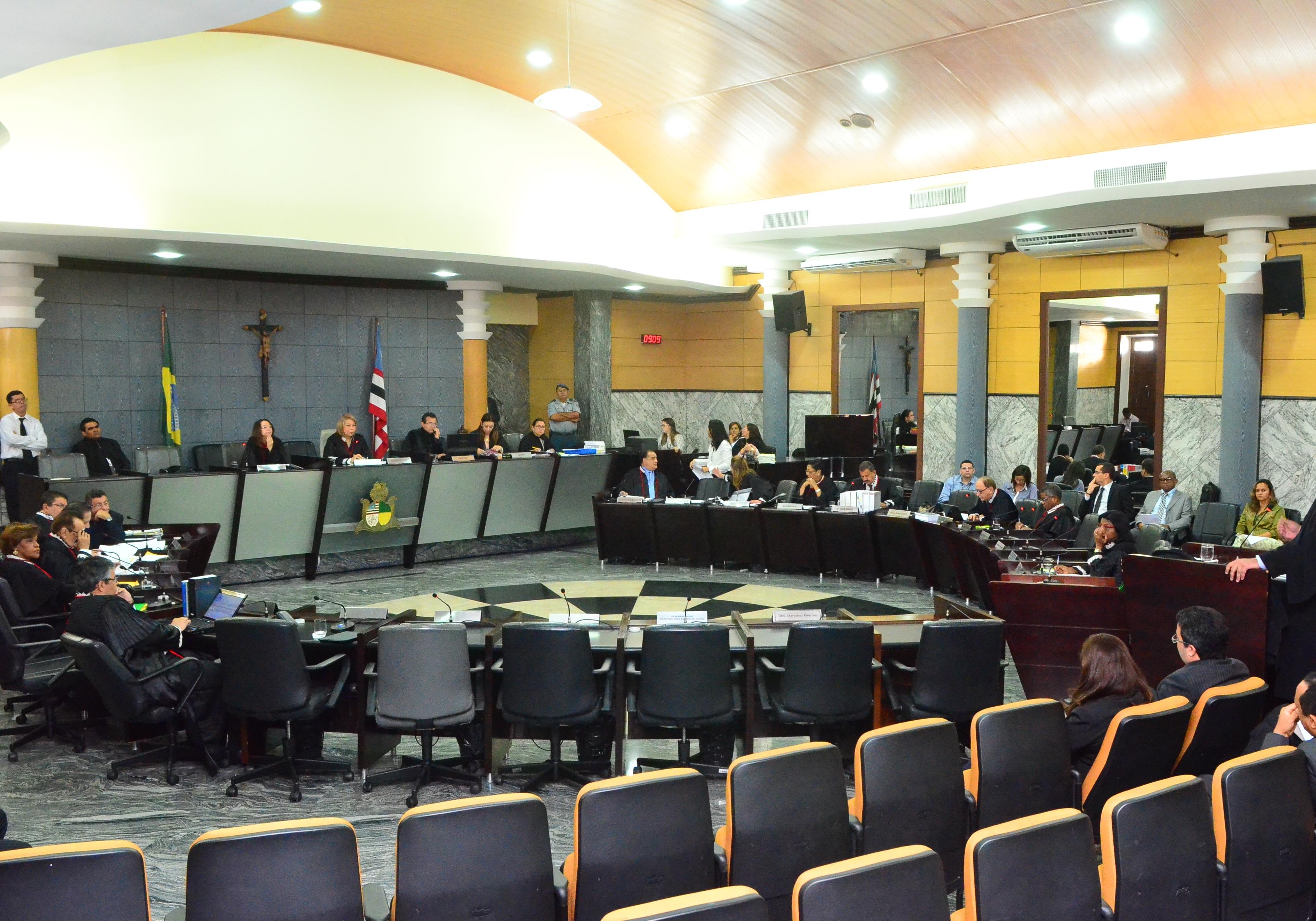 O projeto de resolu��o foi aprovado por unanimidade (Foto:Ribamar Pinheiro)