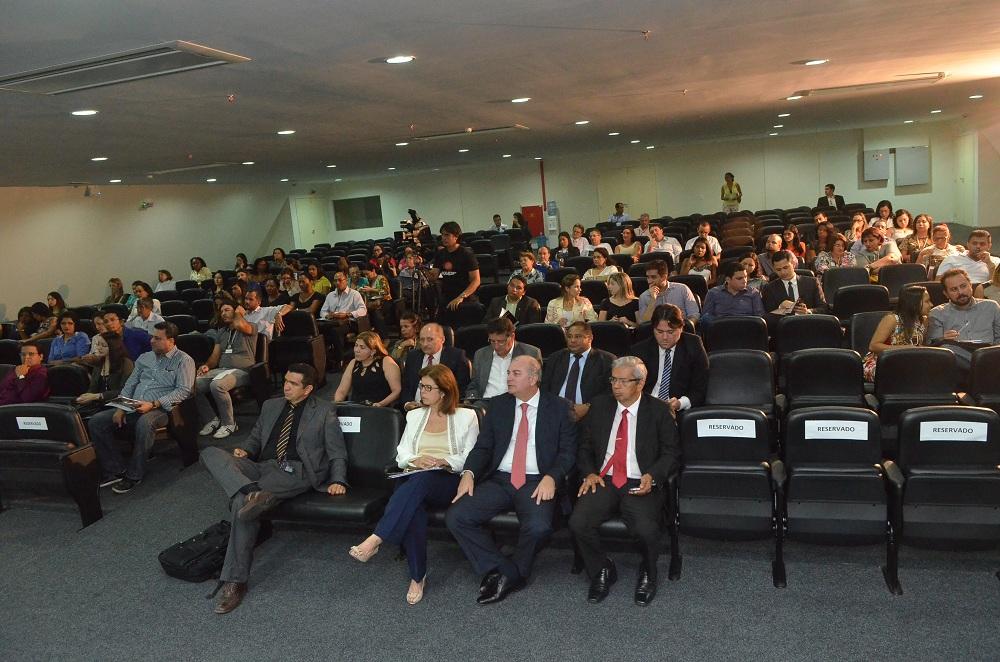 A efetiva��o da Rede deve mudar a situa��o de 15 mil pessoas (Foto:Ribamar Pinheiro)