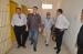 Desembargador José Luiz Almeida, juizes Alexrandre Abre e Cristiano Simas e promotor Gustavo Dias (Foto: Ribamar Pinheiro)