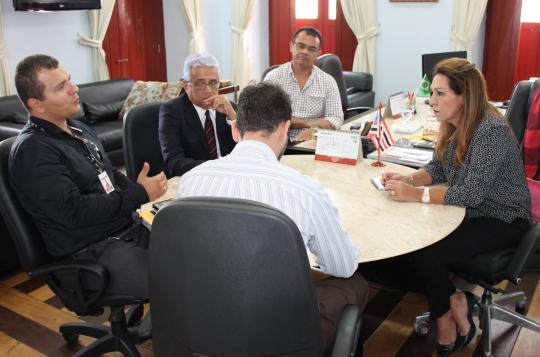 Oficiais pedem suspens�o tempor�ria do cumprimento de mandados