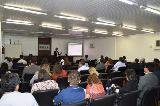 O tema � um dos mais requisitados pelos magistrados, pela necessidade de conhecimento e atualiza��o sobre os procedimentos notariais