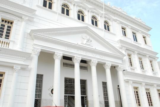 A proposta or�ament�ria do TJMA j� est� na Assembleia Legislativa (Foto:Ribamar Pinheiro)