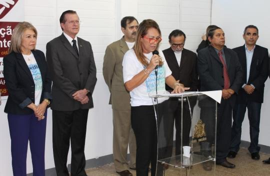 Nelma Sarney defende integra��o dos poderes - Foto AsscomCGJMA