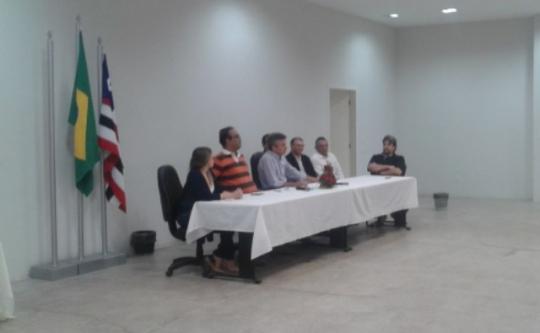 Caxias - juiz Paulo Afonso Vieira Gomes � empossado na dire��o do F�rum