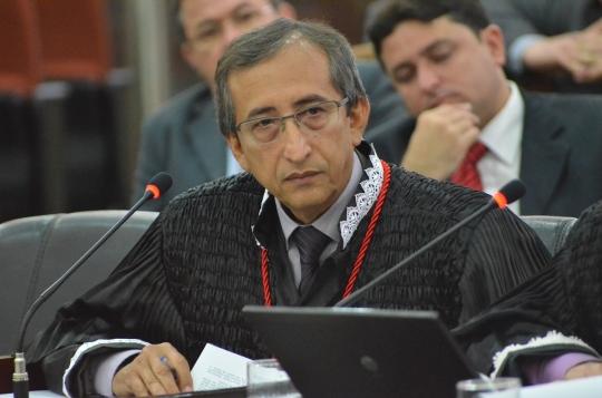 O desembargador Raimundo Barros foi o relator do processo (Foto:Ribamar Pinheiro)