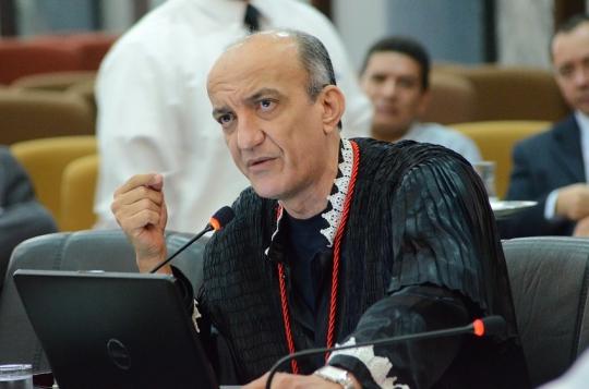 O desembargador Marcelo Carvalho foi o relator do processo (Foto:Ribamar Pinheiro)