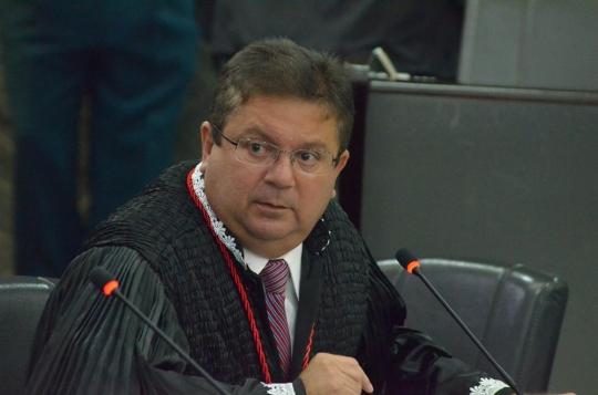 O desembarador Jamil Gedeon foi o relator do processo (Foto: Ribamar Pinheiro)