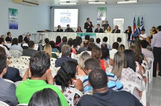 O desembargador Paulo Velten assegurou que todos os questionamentos terão uma resposta, em tempo hábil, da Ouvidoria do Poder Judiciário. (Foto: Ribamar Pinheiro)
