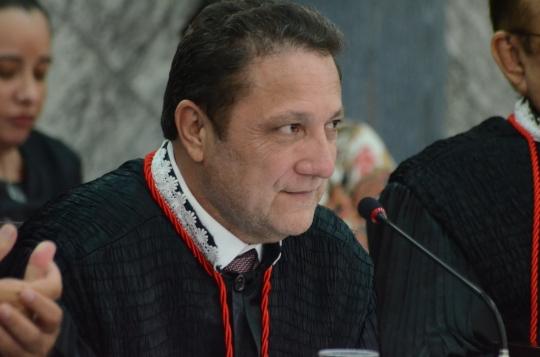 O desembargador Cleones Cunha foi relator do processo (Foto:Ribamar Pinheiro)