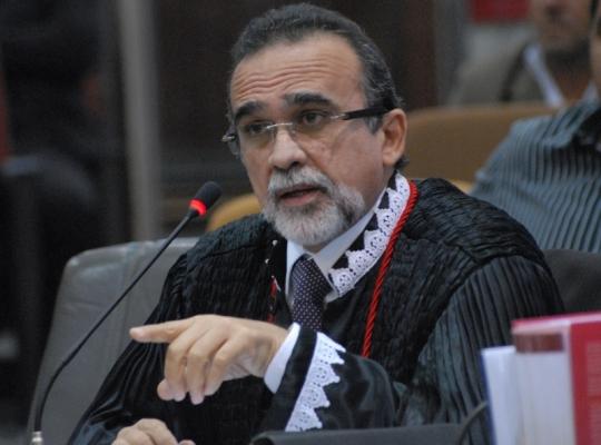 O desembargador José Luís Almeida foi o relator do processo (Foto: Ribamar Pinheiro)