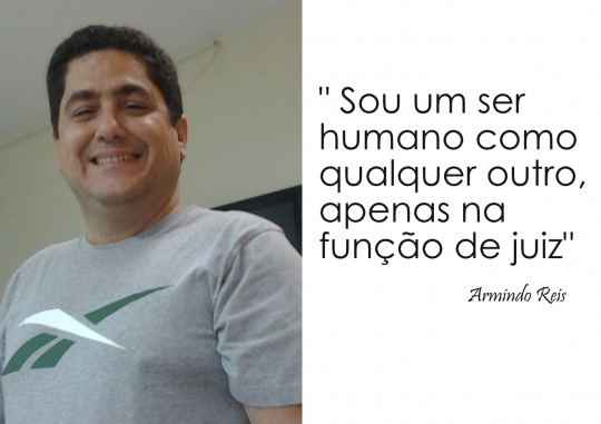 Foto: Juiz Armindo Reis