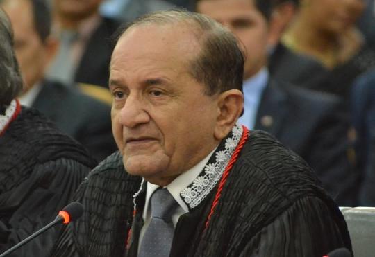O desembargador Raimundo Melo entendeu por deferir os pedidos da Pol�cia e do Minist�rio P�blico (Foto:Ribamar Pinheiro)
