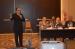 O juiz Fernando Mendonça, coordenador da implantação do projeto das audiências de custódia no Maranhão, proferiu palestra sobre o funcionamento do sistema,