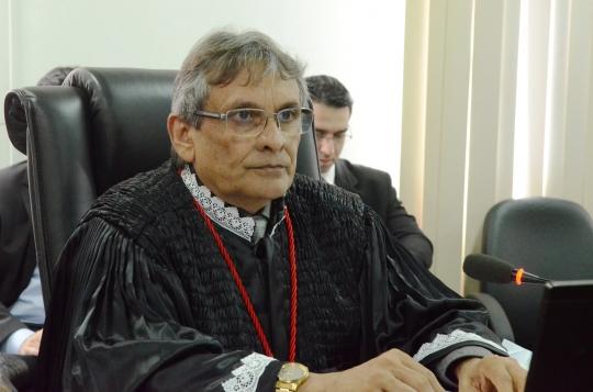 O desembargador Jos� de Ribamar Castro foi o relator do processo (Foto; Ribamar Pinheiro)