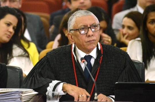 O desembargador João Santana foi o relator do processo