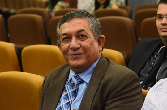 Juiz Sebasti�o Bonfim foi escolhido como membro efetivo da Justi�a Eleitoral no Maranh�o (Foto: Ribamar Pinheiro)