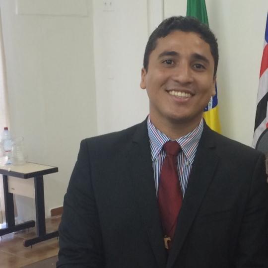 Foto: juiz Douglas Lima da Guia