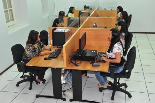 Pedidos de informações sobre o funcionamento do Poder Judiciário foi o item mais solicitado pelos usuários (Foto:Ribamar Pinheiro)