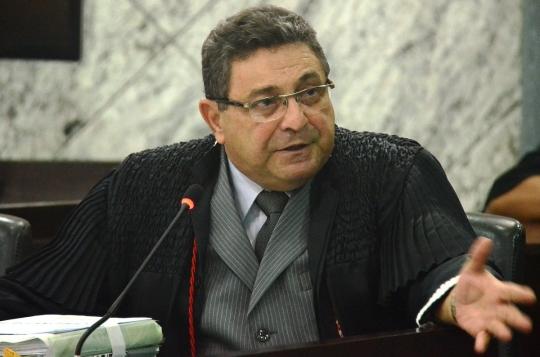 O decano do Tribunal de Justiça do Maranhão (TJMA), desembargador Bayma Araújo. (Foto: Ribamar Pinheiro)