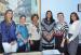 Magistrada Elaile Carvalho, no ato da posse ao lado da desembargadora Anildes Cruz e juízas auxiliares da CGJ. (Foto: Ribamar Pinheiro).