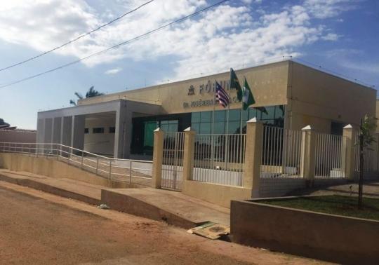 Novo F�rum da Comarca de Mat�es ser� inaugurado na pr�xima segunda, dia 2