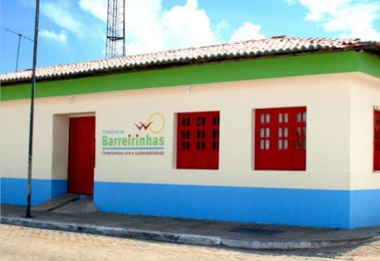 Prefeitura Municipal de Barreirinhas (Imagem: barreirinhas.ma.gov.br).