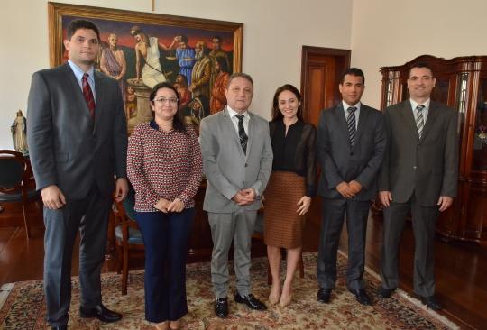 Os cinco novos juízes substitutos foram nomeados nesta terça-feira (31) e a cerimônia de posse ocorrerá nesta quarta-feira (1º). Foto: Ribamar Pinheiro
