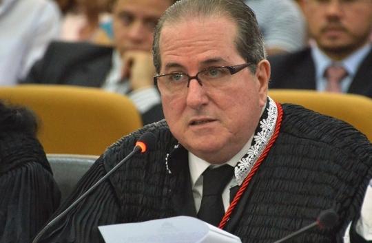 O desembargador Ricardo Duailibe foi o relator do processo (Foto: Ribamar Pinheiro)