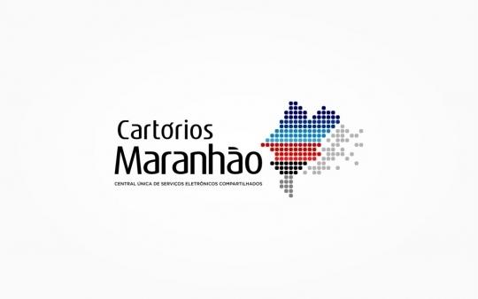 Marca: Central Única de Cartórios do Maranhão.