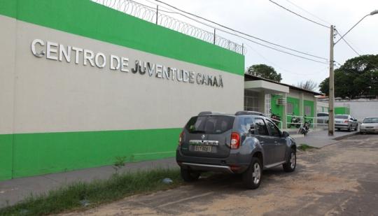 Centro de Juventude Cana�.