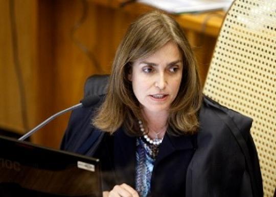 A homenagem ocorrerá durante visita institucional da ministra Isabel Gallotti