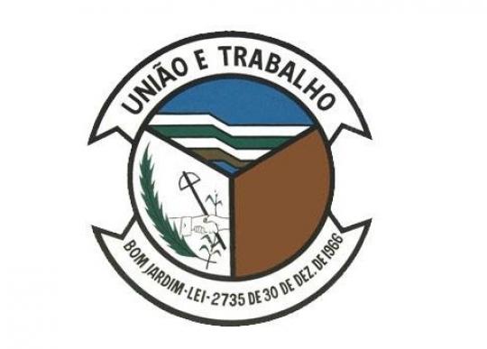 Logomarca da Câmara de Bom Jardim