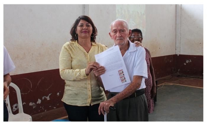 Juíza Luzia Neponucena, da 1ª Vara da Fazenda Pública de São Luís, é uma das magistrada que atua forte nesse projeto de regularização fundiária